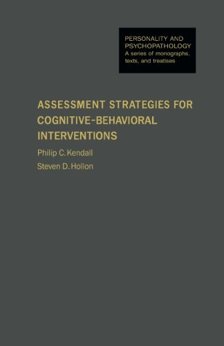 9781483241586: Assessment Strategies for Cognitive-Behavioral Interventions