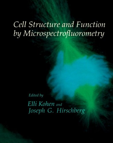 9781483241791: Cell Structure and Function by Microspectrofluorometry