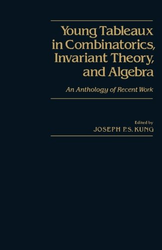 9781483242095: Young Tableaux in Combinatorics, Invariant Theory, and Algebra: An Anthology of Recent Work