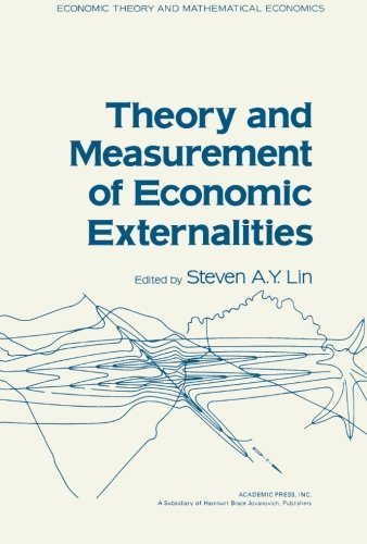 9781483242804: Theory and Measurement of Economic Externalities