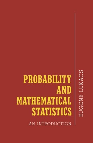 9781483242910: Probability and Mathematical Statistics: An Introduction
