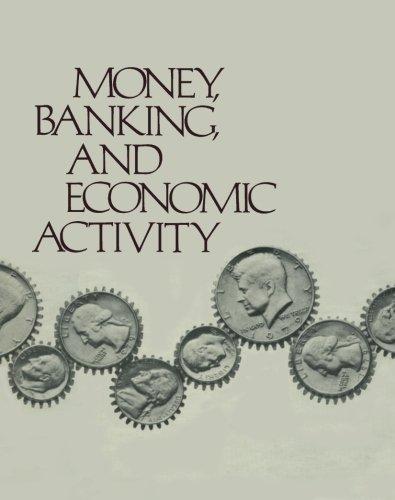 9781483243139: Money, Banking, and Economic Activity