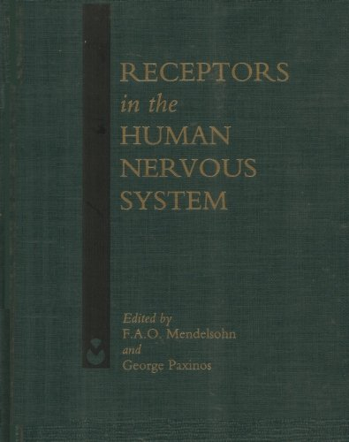 9781483243467: Receptors in the Human Nervous System