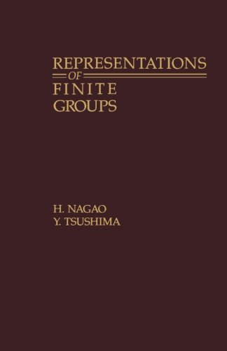 9781483243955: Representations of Finite Groups