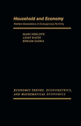 Household and Economy: Welfare Economics of Endogenous Fertility: Nerlove, Marc