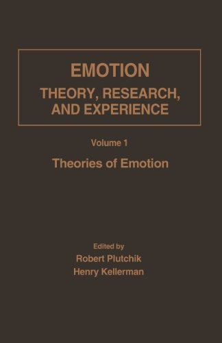 9781483244815: Theories of Emotion