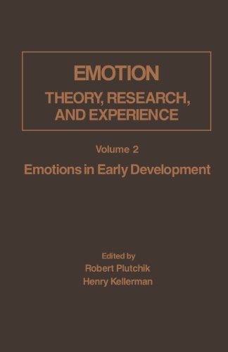 9781483244822: Emotions in Early Development (Volume 2)