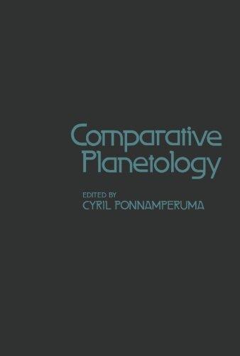 9781483244877: Comparative Planetology
