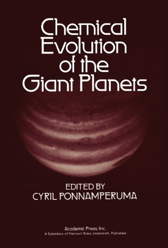 9781483244884: Chemical Evolution of the Giant Planets
