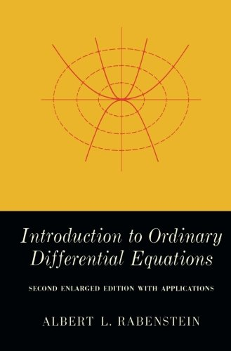 9781483245089: Introduction to Ordinary Differential Equations: Second Enlarged Edition with Applications