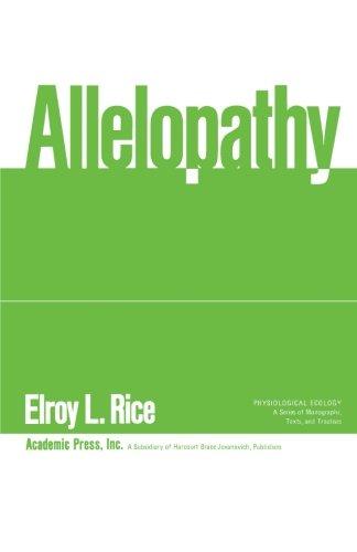 9781483245263: Allelopathy