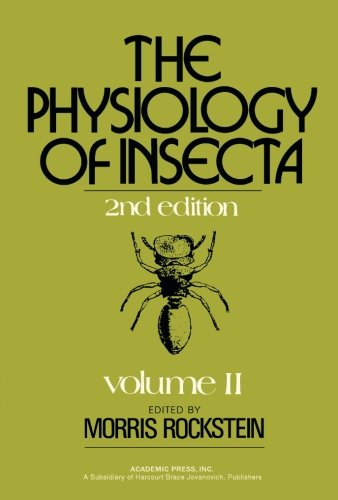 9781483245522: The Physiology of Insecta: 2nd Edition, Volume II (Volume 2)