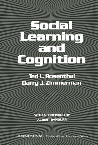 9781483245607: Social Learning and Cognition