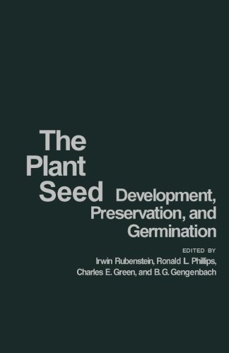9781483245911: The Plant Seed: Development, Preservation, and Germination
