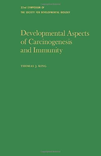 9781483246017: Developmental Aspects of Carcinogenesis and Immunity