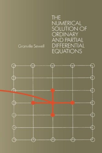 9781483246529: The Numerical Solution of Ordinary and Partial Differential Equations