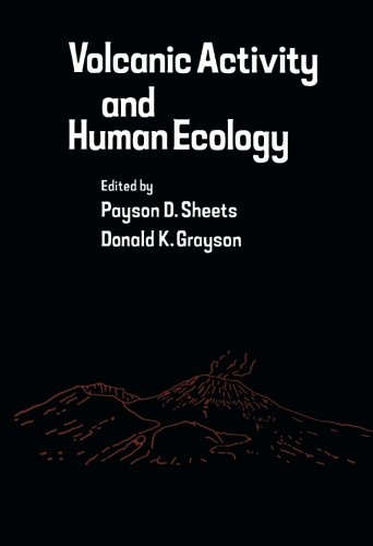9781483246543: Volcanic Activity and Human Ecology