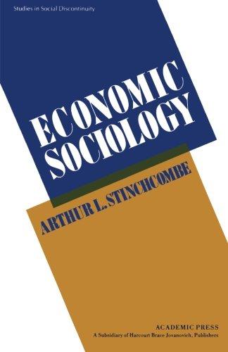 9781483247038: Economic Sociology