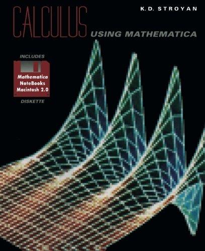 9781483247076: Calculus Using Mathematica