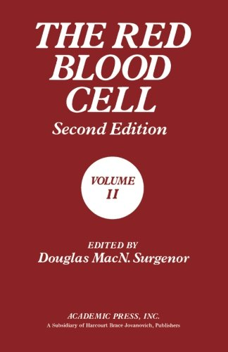 9781483247175: The Red Blood Cell: Second Edition, Volume II (Volume 2)