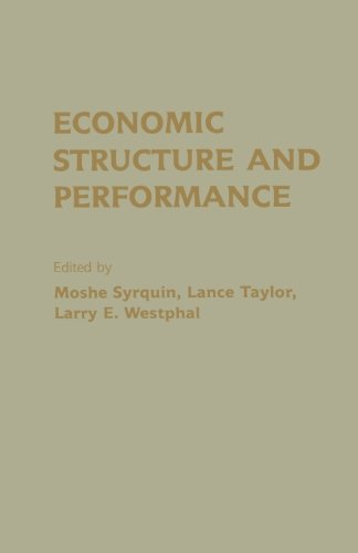 9781483247212: Economic Structure and Performance