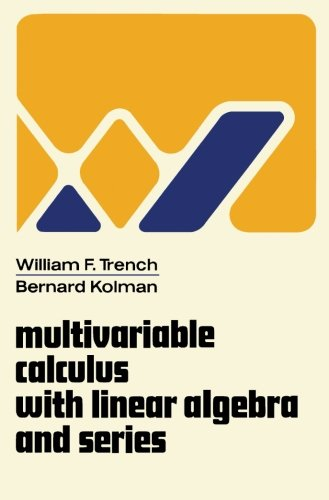 9781483247687: Multivariable Calculus with Linear Algebra and Series