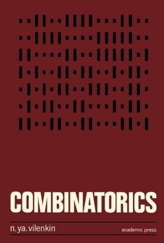 9781483248011: Combinatorics