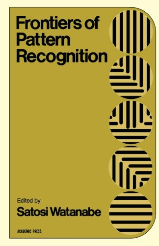 9781483248165: Frontiers of Pattern Recognition: The Proceedings of the International Conference on Frontiers of Pattern Recognition