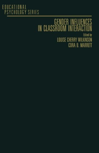 9781483248592: Gender Influences in Classroom Interaction