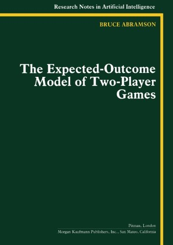 9781483248981: The Expected-Outcome Model of Two-Player Games