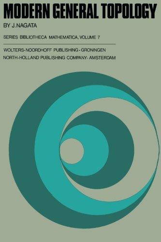 9781483249971: Modern General Topology