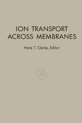 Ion Transport Across Membranes: Incorporating Papers Presented