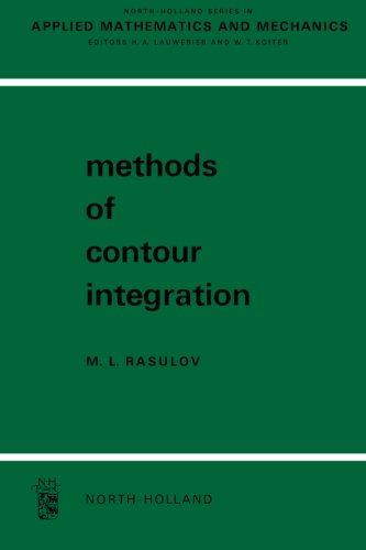 Methods of Contour Integration: M. L. Rasulov