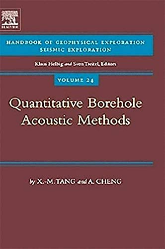 9781483299600: Quantitative Borehole Acoustic Methods