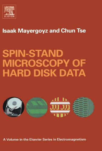 9781483299631: Spin-stand Microscopy of Hard Disk Data
