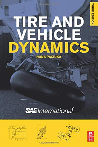 9781483299709: Tire and Vehicle Dynamics, Third Edition