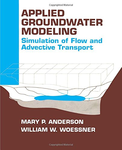 9781483299785: Applied Groundwater Modeling: Simulation of Flow and Advective Transport
