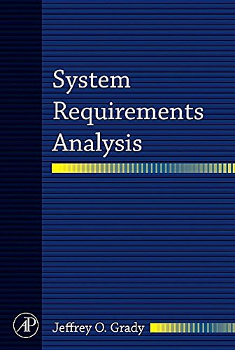 9781483299945: System Requirements Analysis
