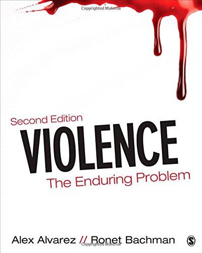 9781483300306: Violence: The Enduring Problem