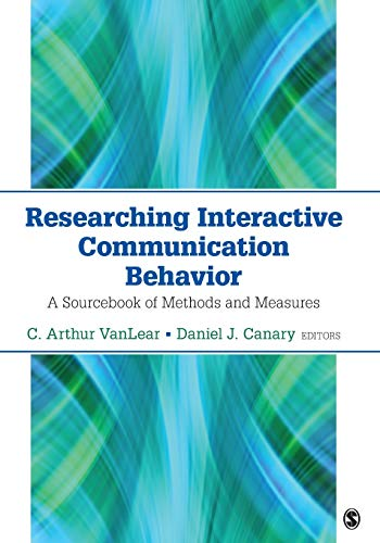 9781483303024: Researching Interactive Communication Behavior: A Sourcebook of Methods and Measures