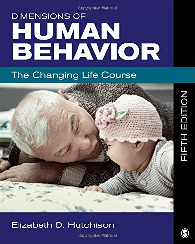 9781483303901: Dimensions of Human Behavior: The Changing Life Course