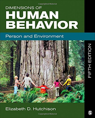 9781483303918: Dimensions of Human Behavior: Person and Environment