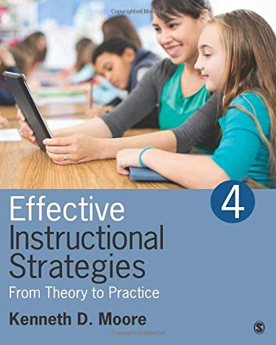 9781483306582: Effective Instructional Strategies: From Theory to Practice