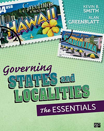 GOVERNING STATES+LOCALITIES:ESSENTIALS: SMITH