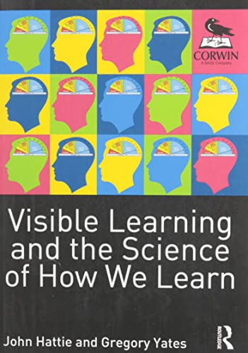 9781483316390: Visible Learning and the Science of How We Learn