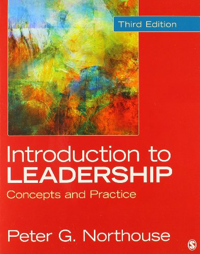 9781483316659: Northouse: Introduction to Leadership 3e + Northouse: Introduction to Leadership 3e Interactive Ebook