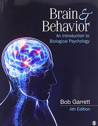 9781483318325: Brain & Behavior: An Introduction to Biological Psychology