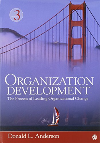 9781483319087: BUNDLE: Anderson: Organization Development 3e + Anderson: Cases and Exercises in Organization Development & Change