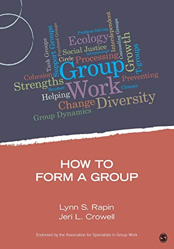 9781483332291: How to Form a Group (Group Work Practice Kit)
