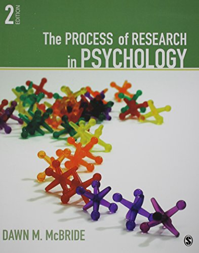 9781483332529: BUNDLE: McBride: The Process of Research in Psychology 2e + McBride: Lab Manual for Psychological Research 3e + Schwartz: An EasyGuide to APA Style 2e